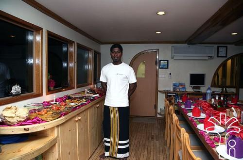 яхта мальдивиана фото