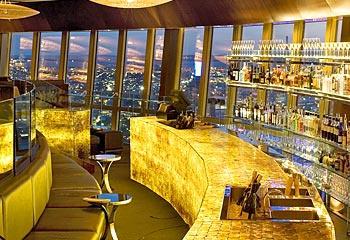 Ресторан Sydney Tower