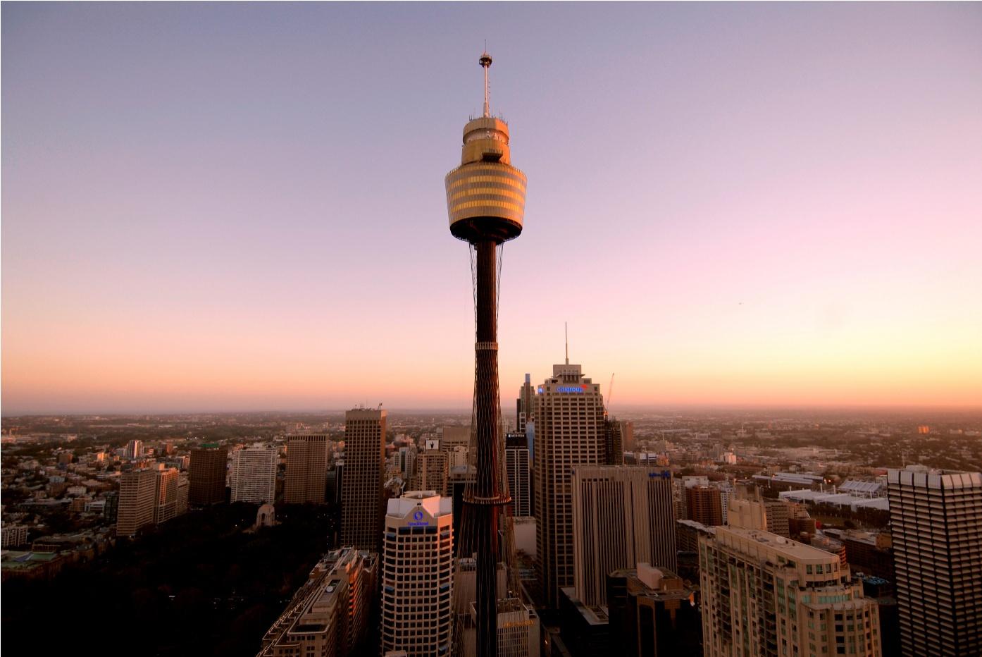 Башня Сидней Тауэр